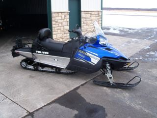 2011 Polaris Iq Widetrack photo