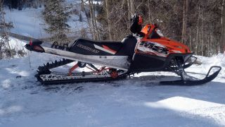 2008 Arctic Cat M8 photo