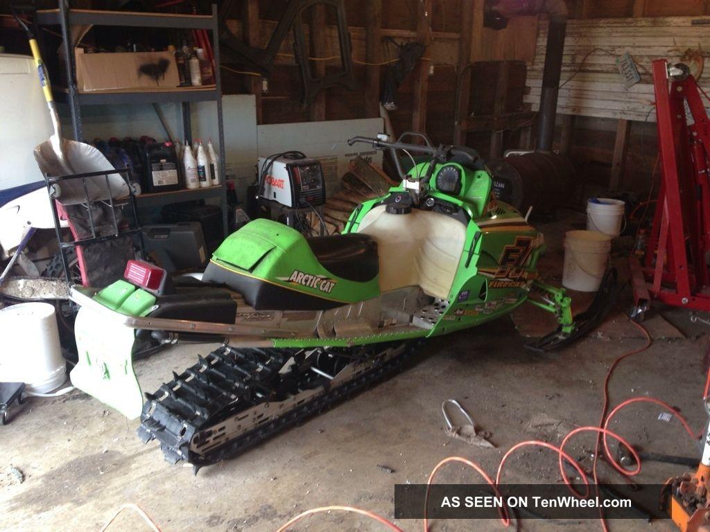 Arctic Cat f7 Seat 2003 Arctic Cat f7 Sno Pro