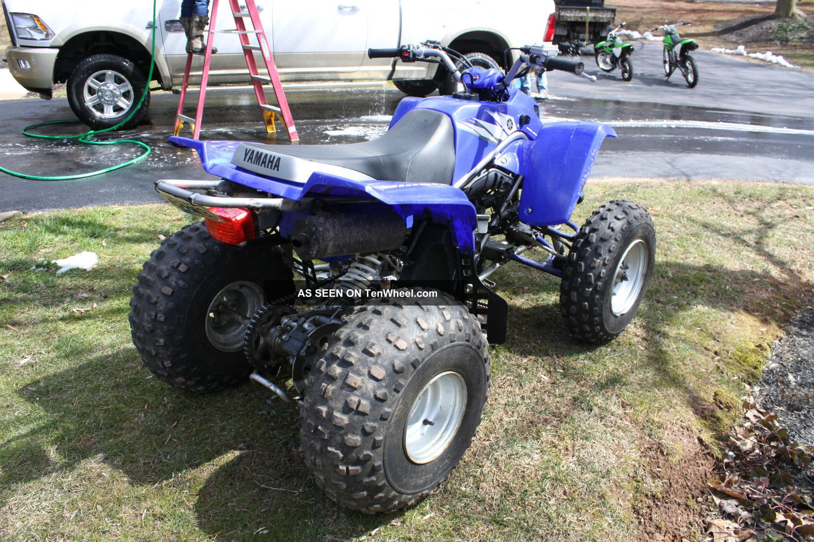 2004-2006 Honda TRX350TM TE FM FE FOURTRAX ES 4X4. Complete service repair  workshop manual ...
