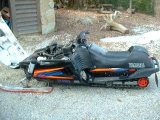 1995 Yamaha Vmax 800 photo