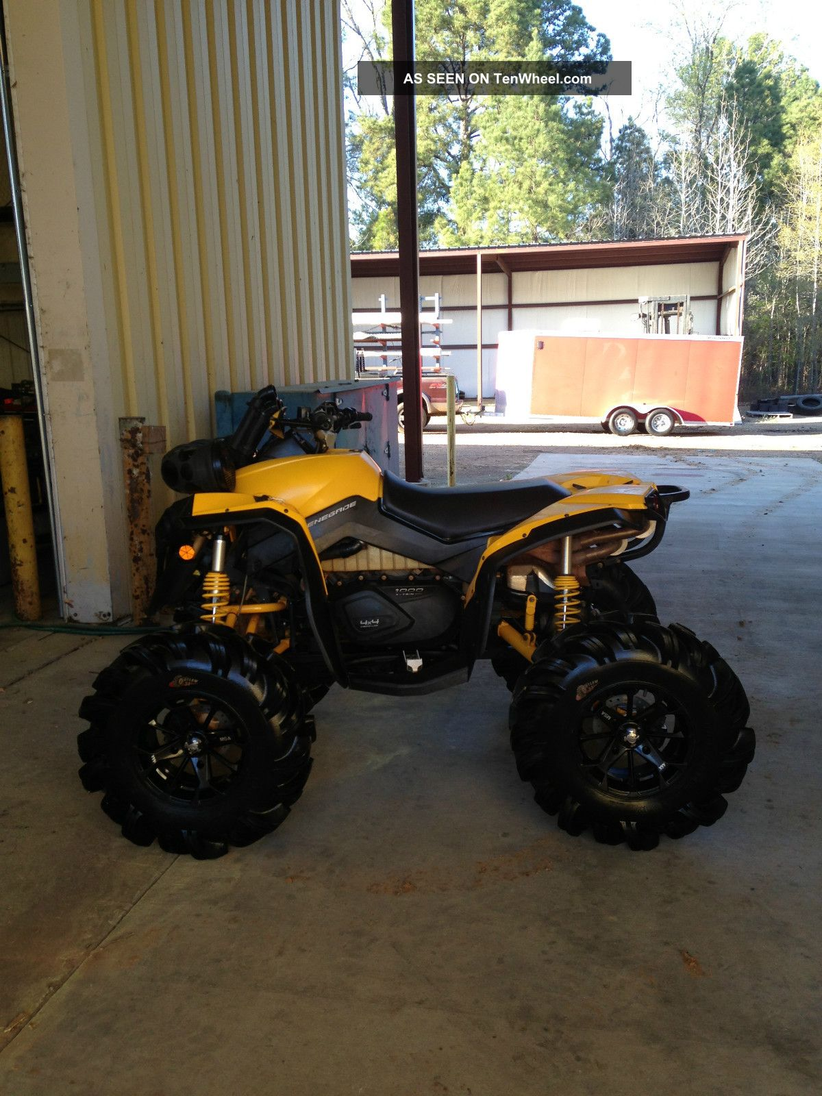 Download Free Can Am Renegade Owners Manual Software