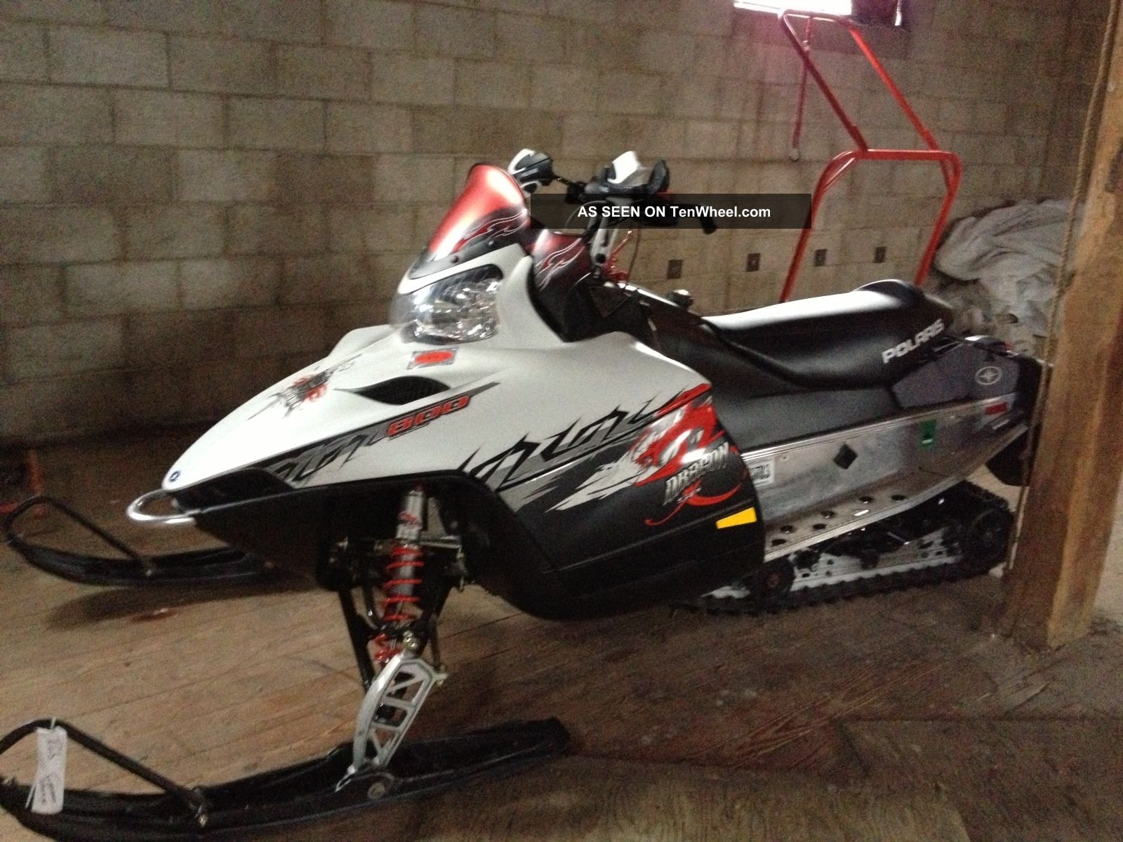 2009 Polaris Dragon 800 Sp