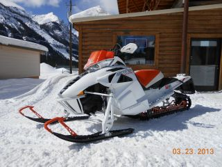 2012 Arctic Cat M1100 Turbo 162 Snopro Ltd photo