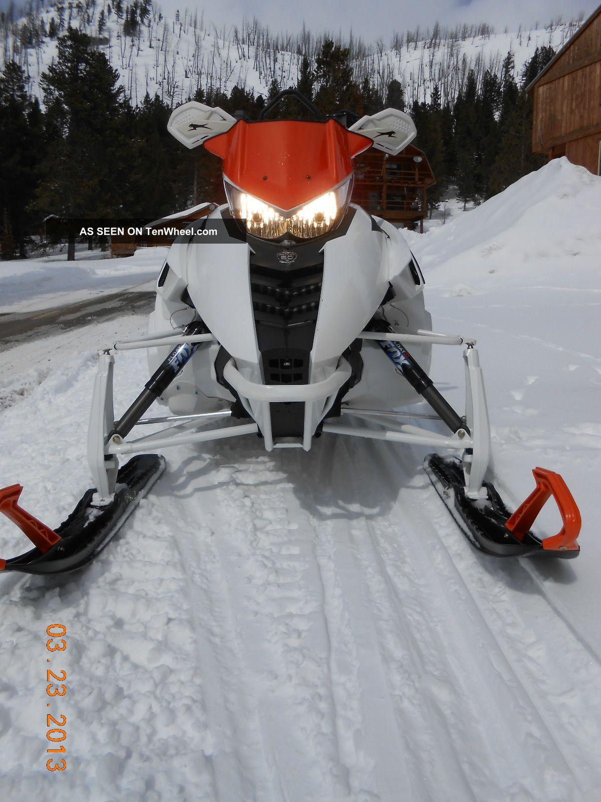 BMW Mountain View >> 2012 Arctic Cat M1100 Turbo 162 Snopro Ltd