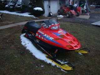 1999 Polaris Xcr 800 photo