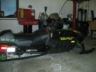 2000 Arctic Cat Zrt 800 photo