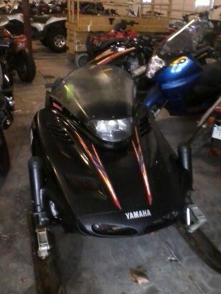 1995 Yamaha Xv600 photo