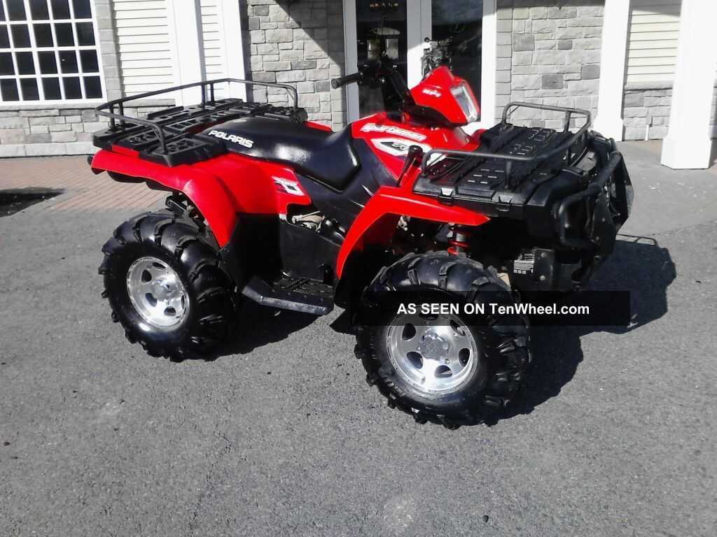 2006 polaris polaris sportsman 700 efi atv 4x4 quad. Black Bedroom Furniture Sets. Home Design Ideas