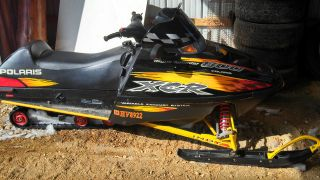 2003 Polaris Xcr 800 photo