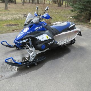 2008 Yamaha Fx Nytro R - X1 photo
