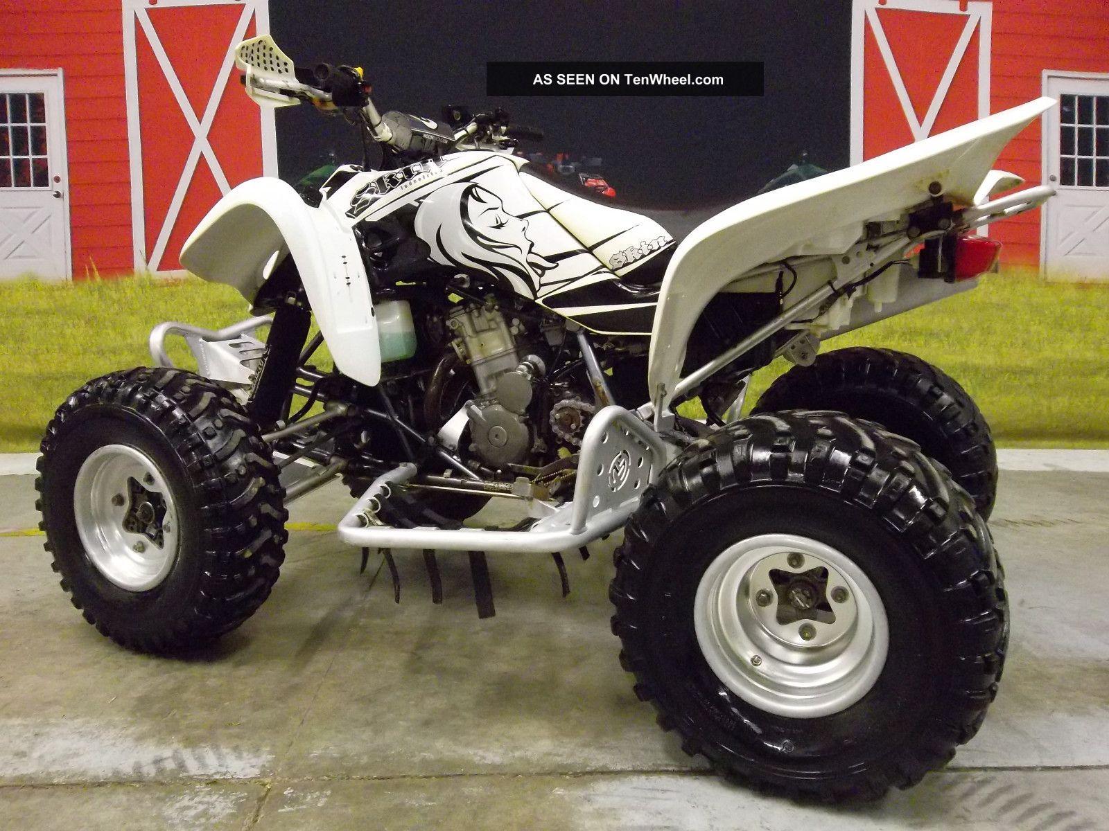 2004 Suzuki Ltz 400
