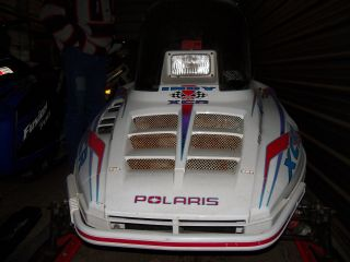 1995 Polaris Xcr photo