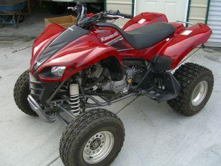 2009 Kawasaki Kfx 700 photo