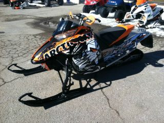 2012 Arctic Cat F 800 photo