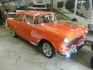 1955 Chevy Coupe photo