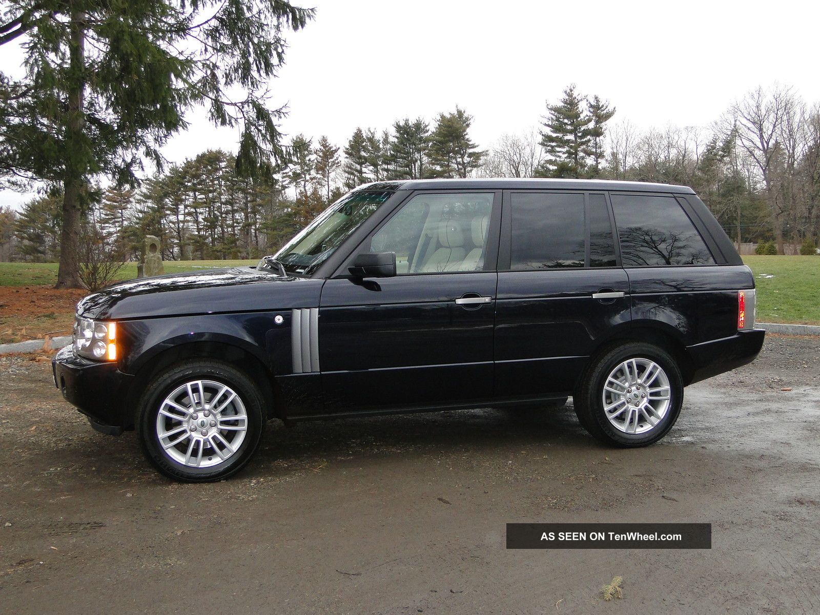 2009 range rover hse. Black Bedroom Furniture Sets. Home Design Ideas