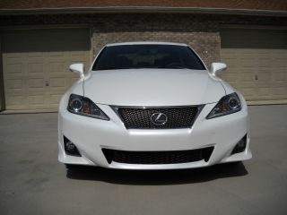 2012 Lexus Is250 Base Sedan 4 - Door 2.  5l photo
