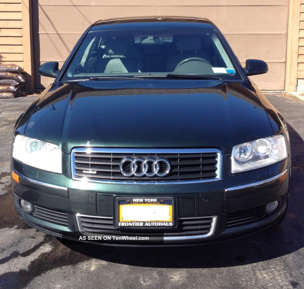 2004 Audi A8 Priced To Sell A8 photo