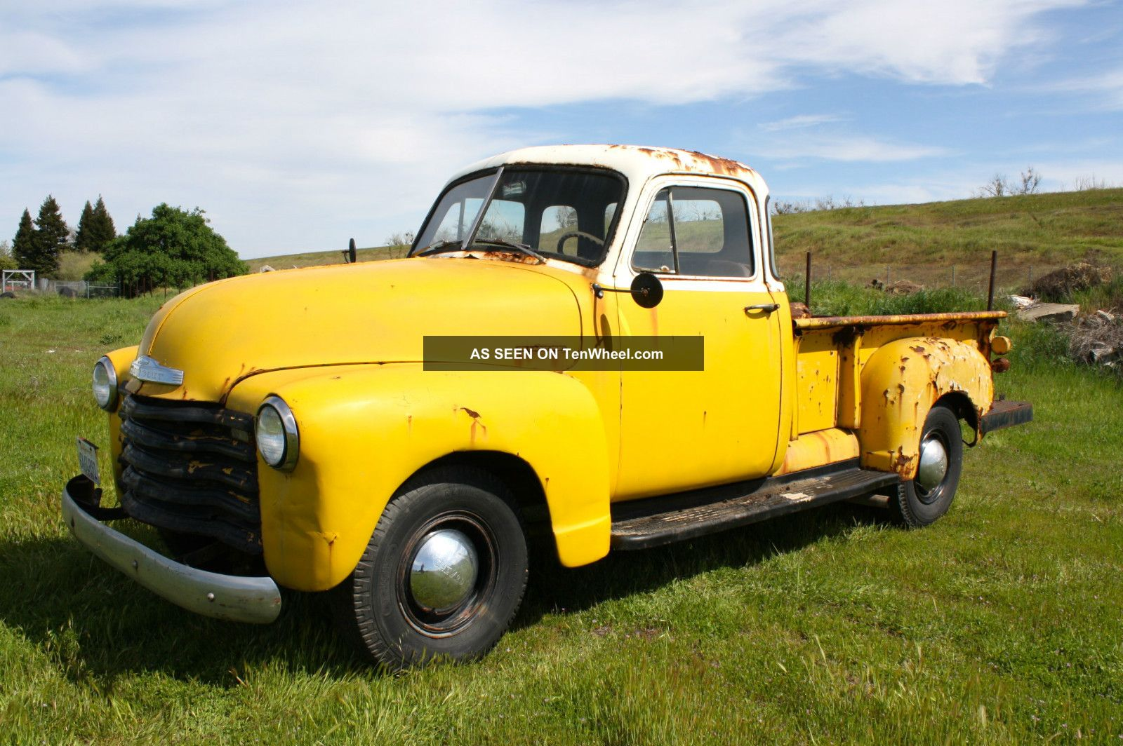 1950 Chevy Pickup Truck Lookup Beforebuying 1949 5 Window 1954 3600 Long Bed