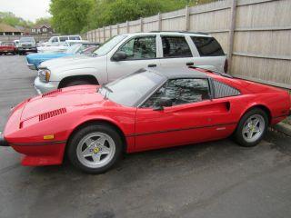 1982 Ferrari 308 Gtsi - photo