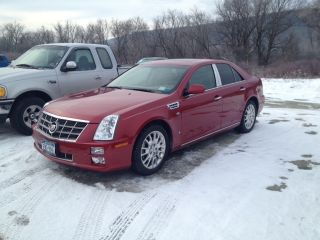 2009 Cadillac Sts Awd photo