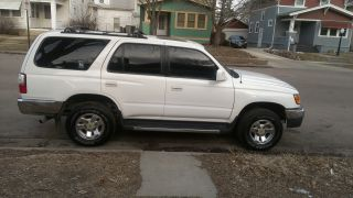 2002 Toyota 4runner Sr5 Sport Utility 4 - Door 3.  4l photo