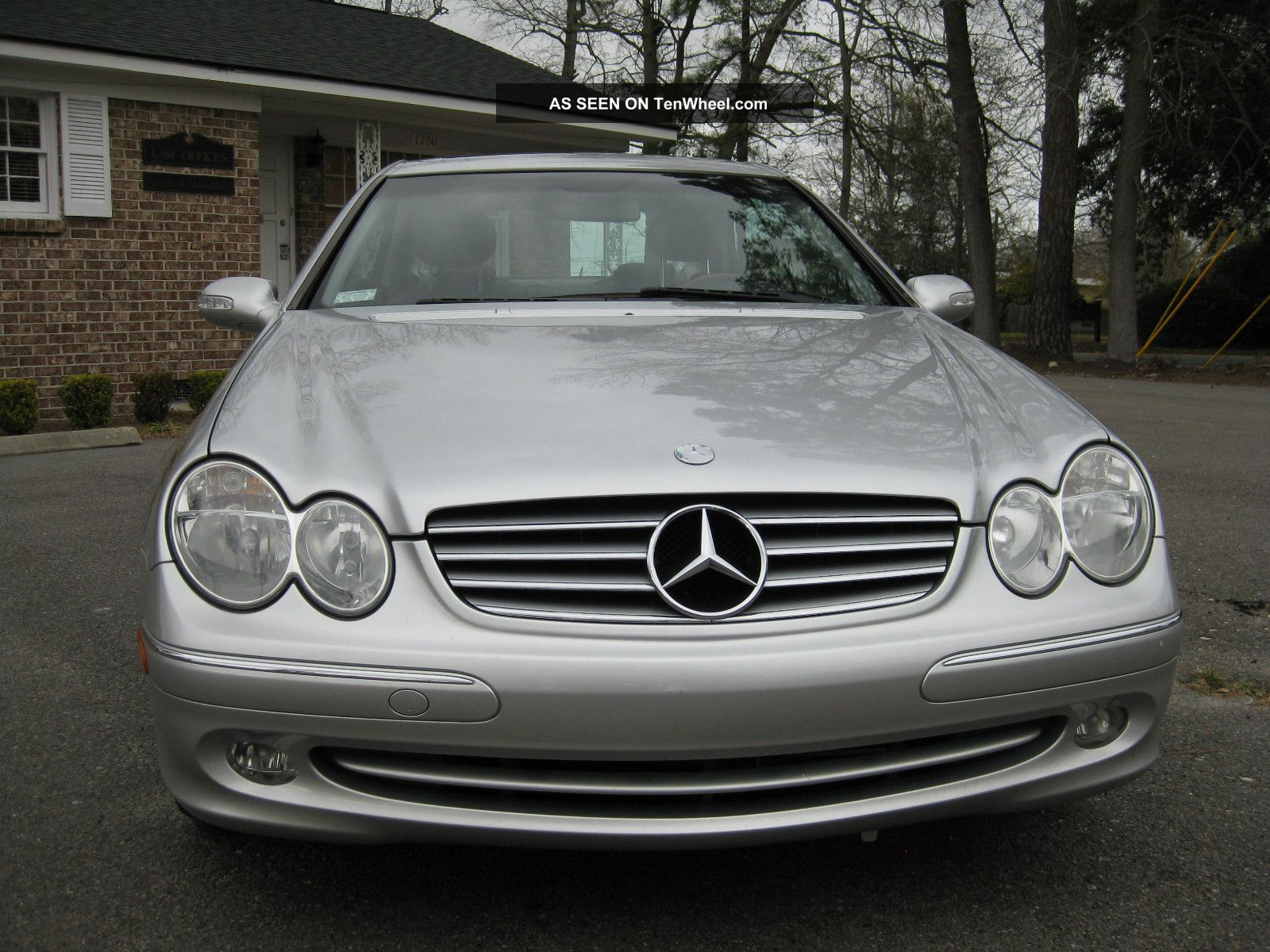 2004 mercedes benz clk 320
