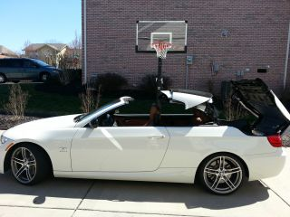 2011 Bmw 335is Convertible 2 - Door 3.  0l photo