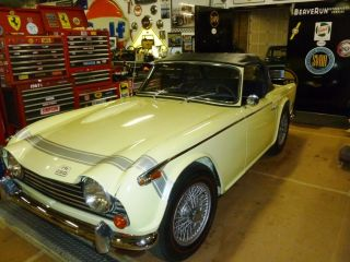 1968 Triumph Tr250 photo