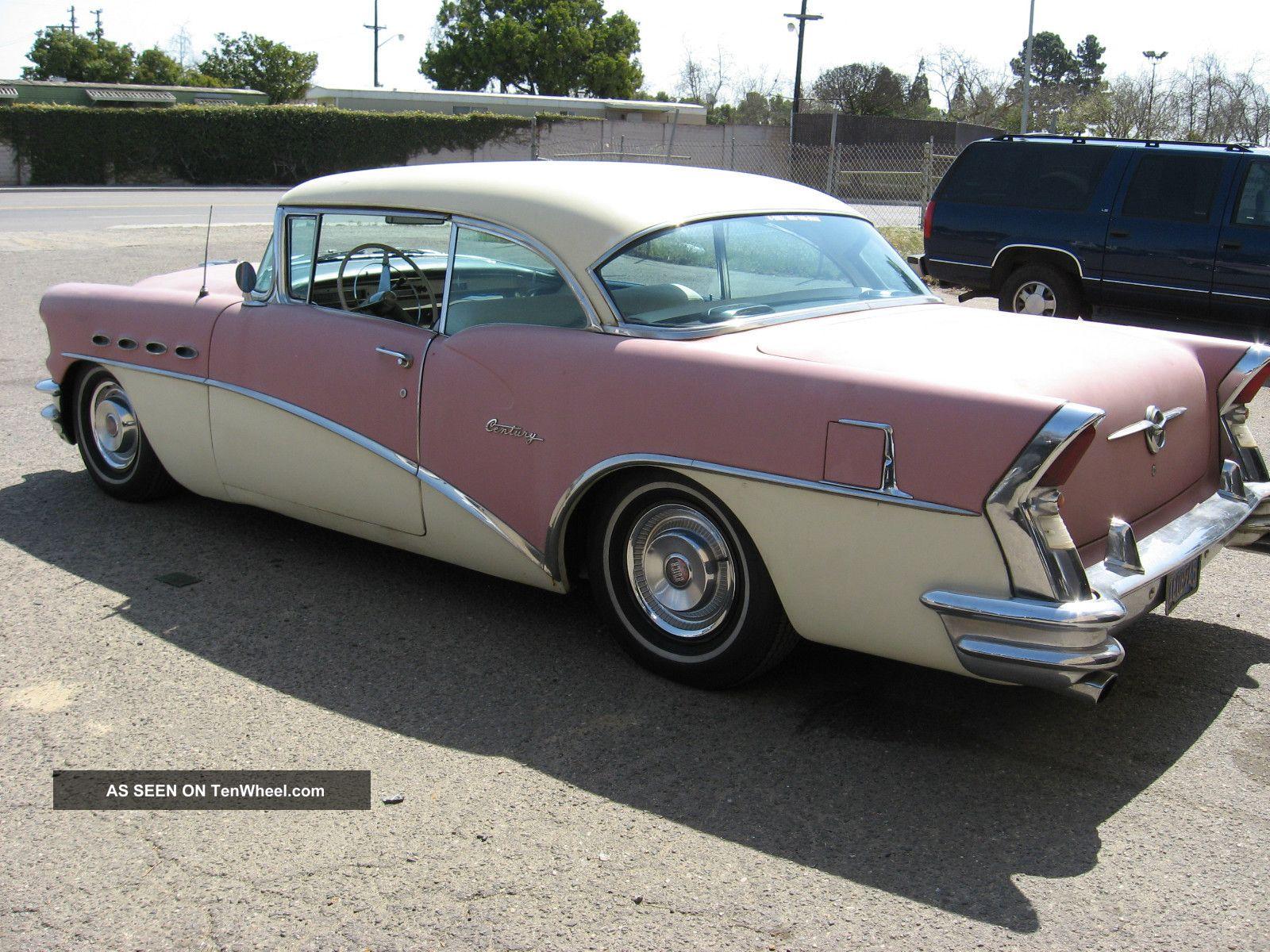 1956 buick century 2 door hardtop for 1956 pontiac 2 door hardtop