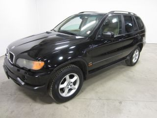 2002 Bmw X5 3.  0l Awd Colorado Owned Suv 80pics photo
