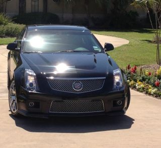 2009 Cadillac Cts V Sedan 4 - Door 6.  2l photo