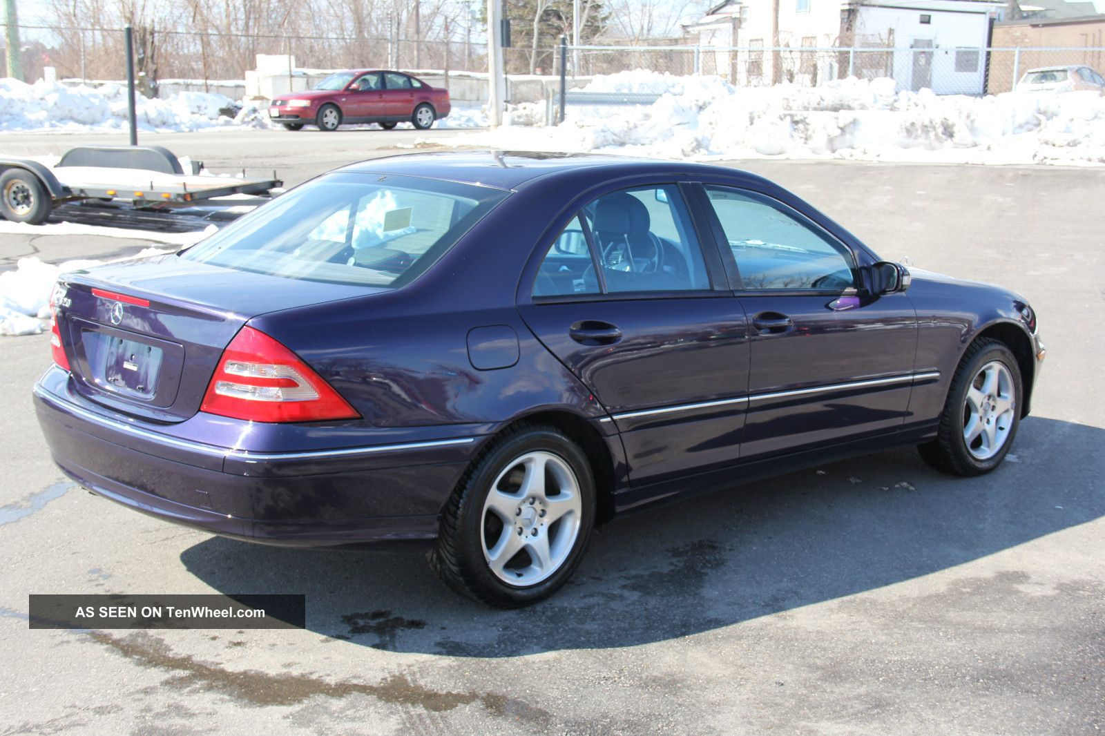 2001 mercedes benz c320 base sedan 4 door 3 2l