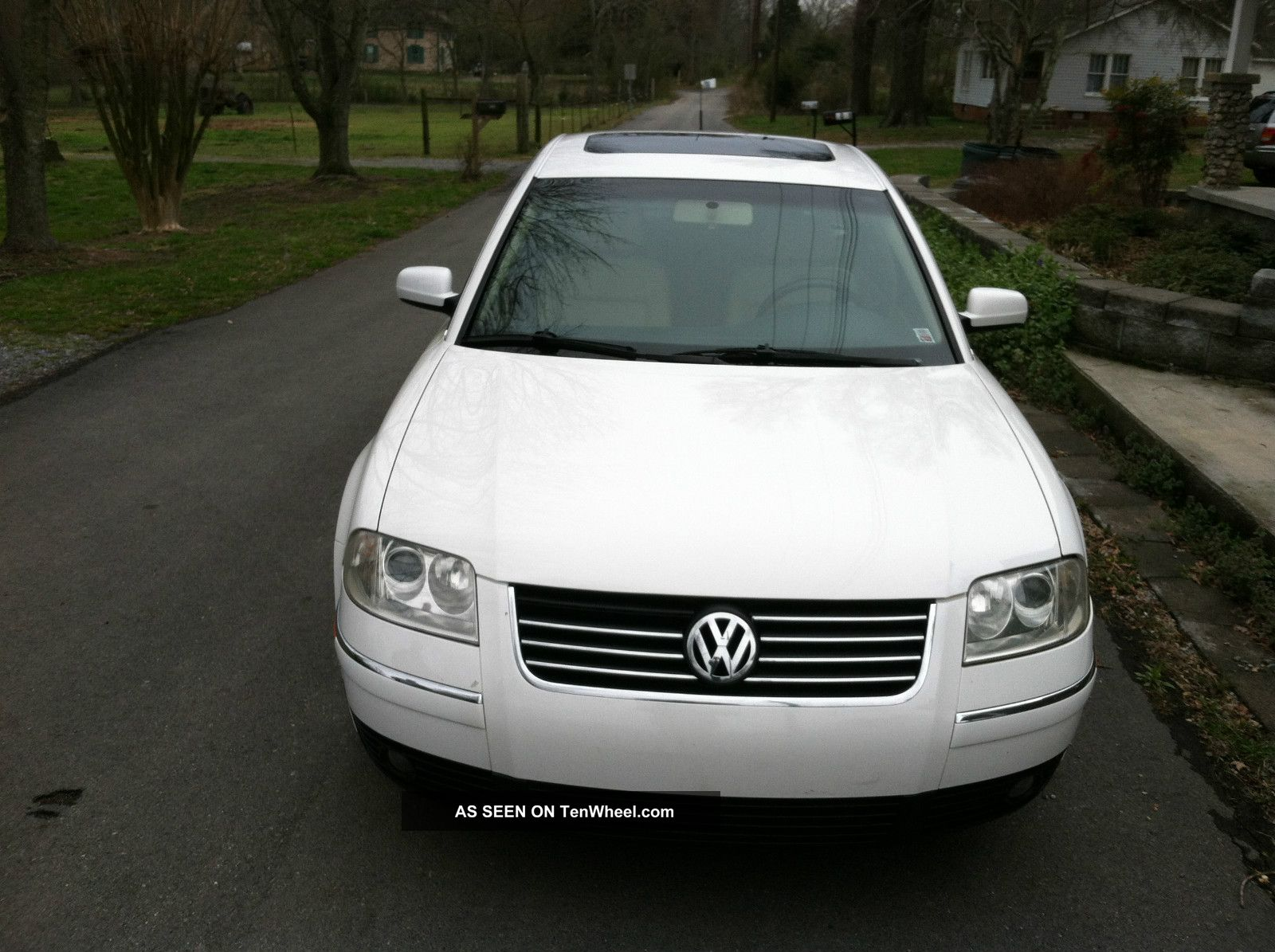 2002 volkswagen passat gls turbo 4 dr sedan. Black Bedroom Furniture Sets. Home Design Ideas