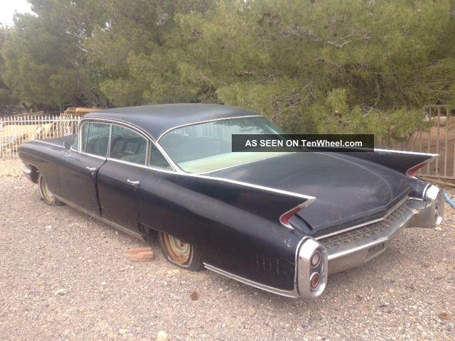 1960 Cadillac Fleetwood 60 Special Fleetwood photo
