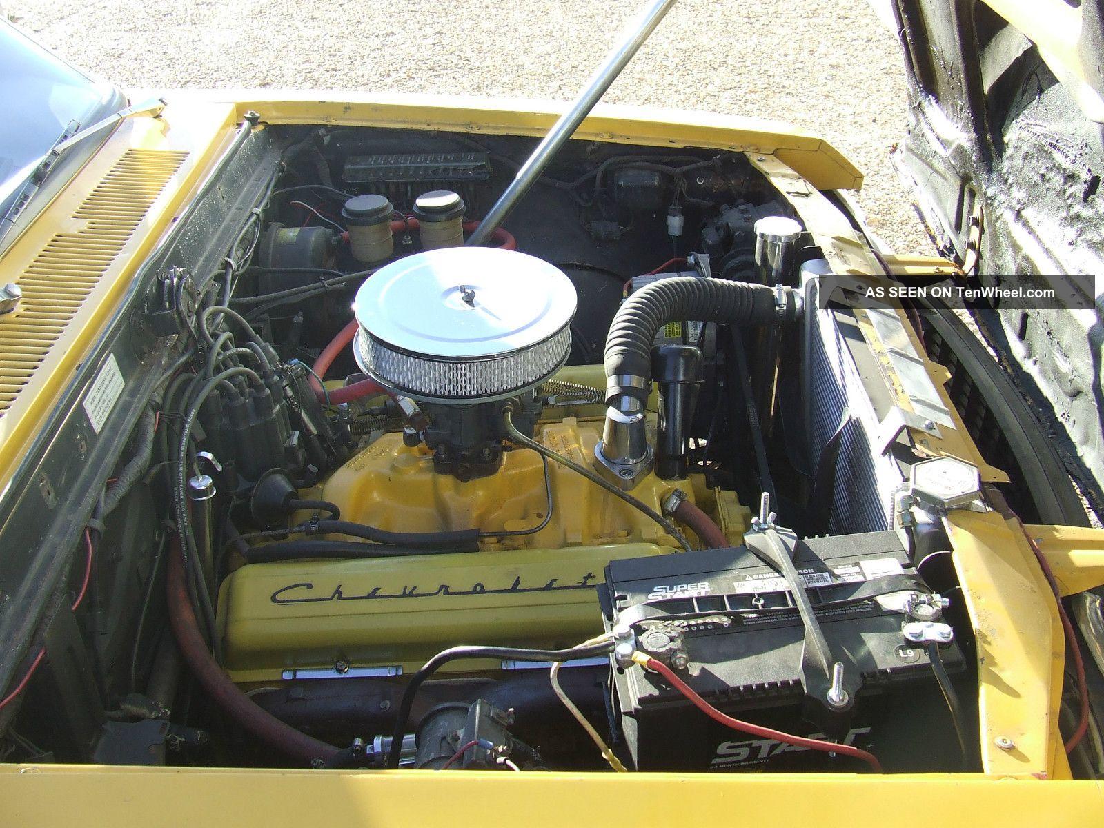 1976 Chevy Luv Stepside
