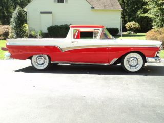 1957 Ranchero Great Driver photo