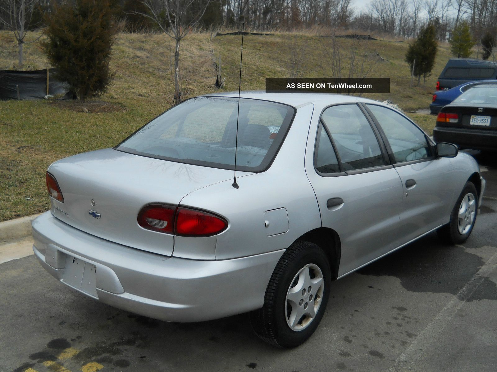 11640 2000 chevrolet cavalier base sedan 4   door 2   2l  automatic  car on 2000 chevy s10 v6 engine
