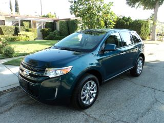 2011 Ford Edge Sel Sport Utility 4 - Door 3.  5l photo
