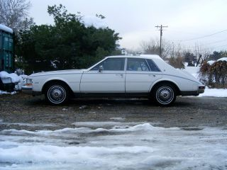 1985 Cadillac Seville Base Sedan 4 - Door 4.  1l photo