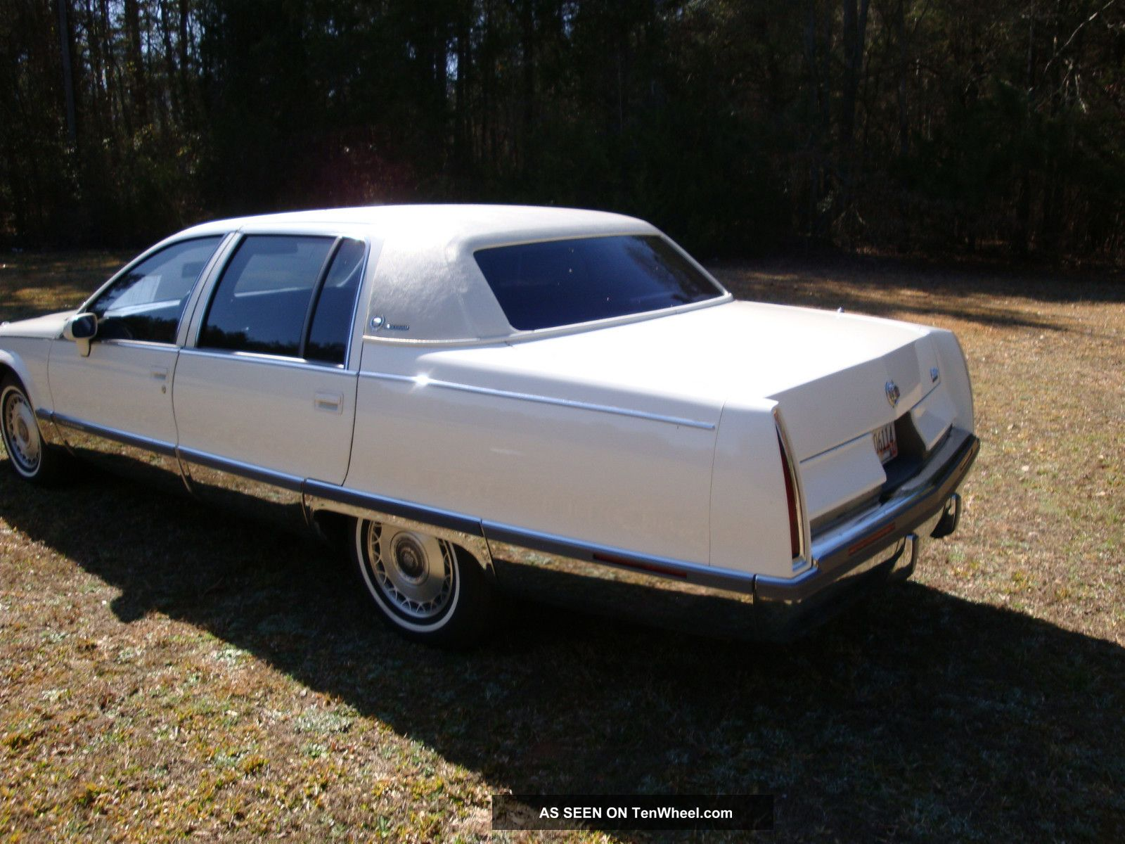 1993 cadillac fleetwood brougham well kept 2 owner car fleetwood. Cars Review. Best American Auto & Cars Review