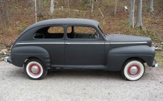 1946 Ford Deluxe Base 302 Ford photo