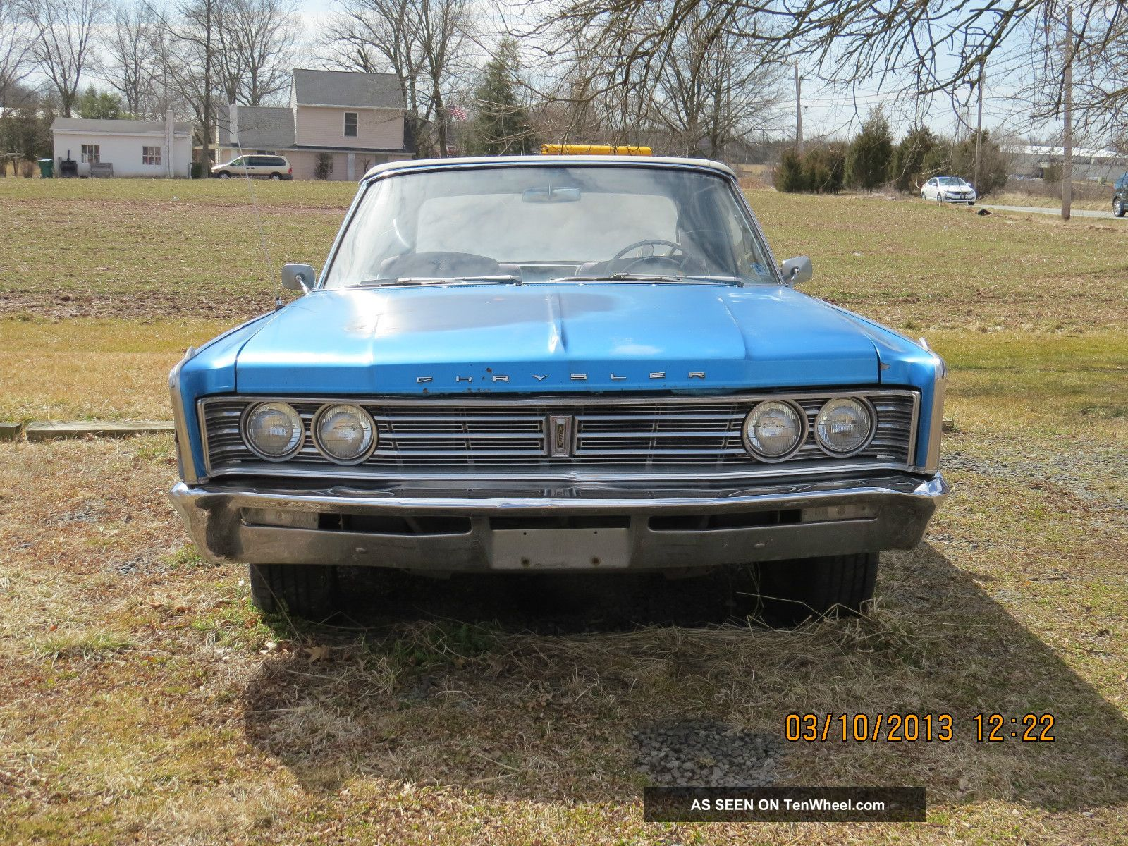 1966 Chrysler Newport Convertible Newport photo