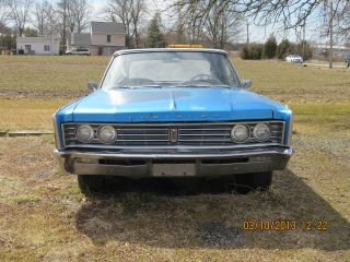 1966 Chrysler Newport Convertible photo