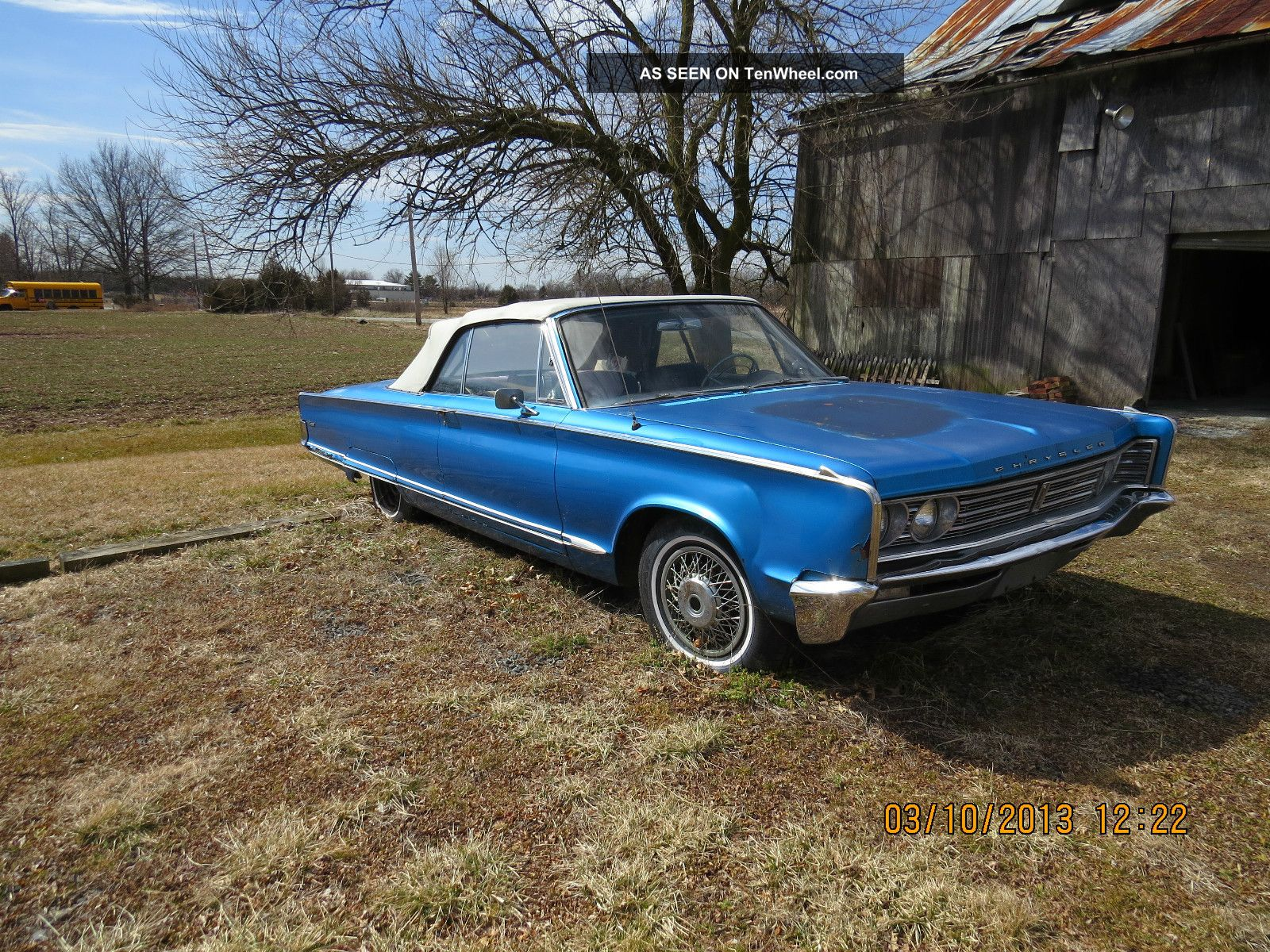 1966 chrysler convertible submited images