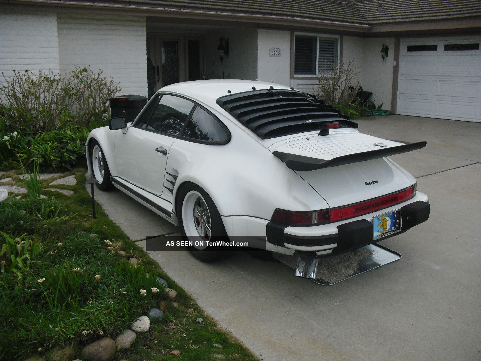 1975 Porsche 911s Turbo Slant Nose Conversion Other photo