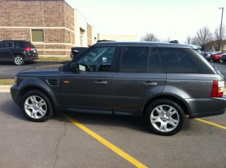 2006 Range Rover Sport photo