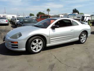2001 Mitsubishi Eclipse Gt Coupe 2 - Door 3.  0l, photo