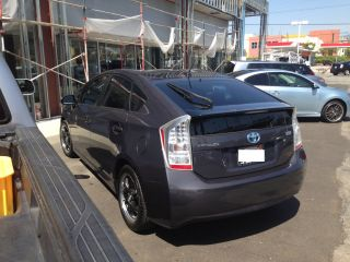 2010 Toyota Prius Base Hatchback 4 - Door 1.  8l photo
